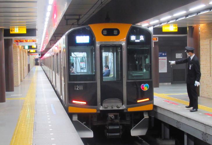 20200312阪神の快速急行