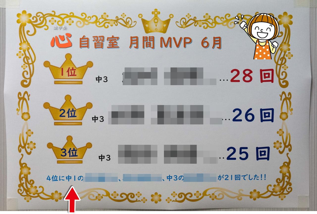 0630自習室MVP