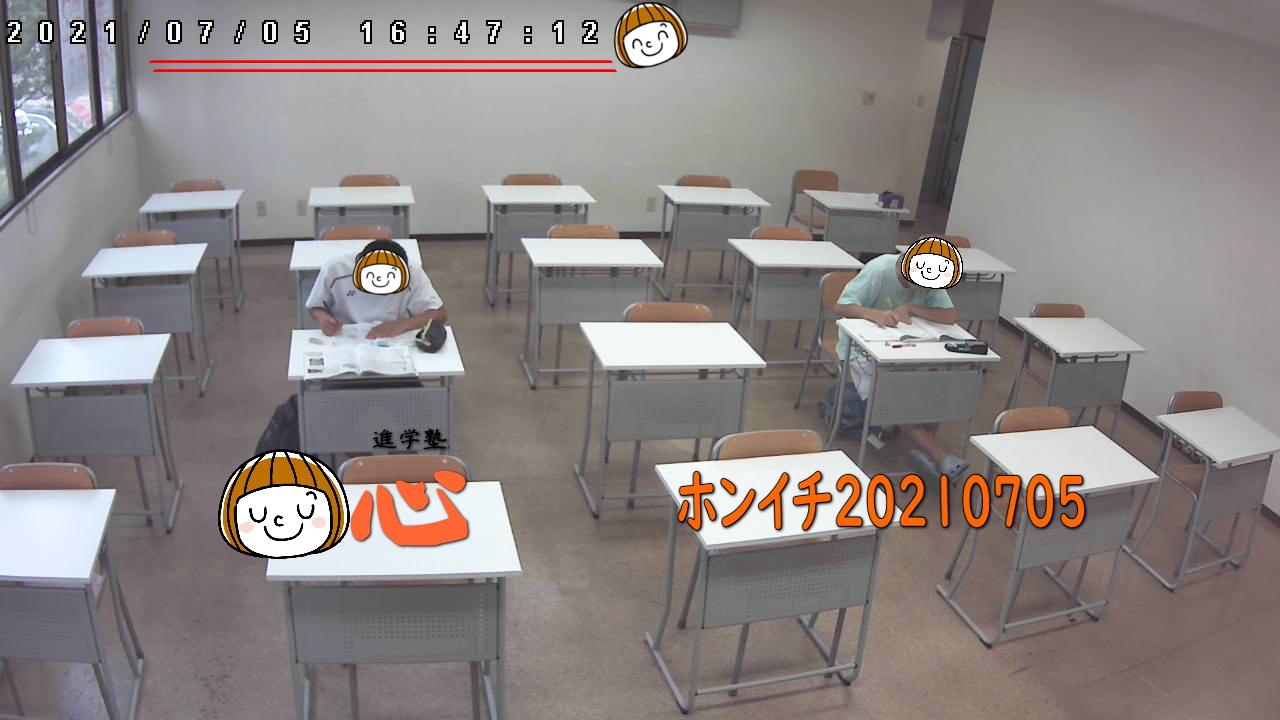 20210705自習室