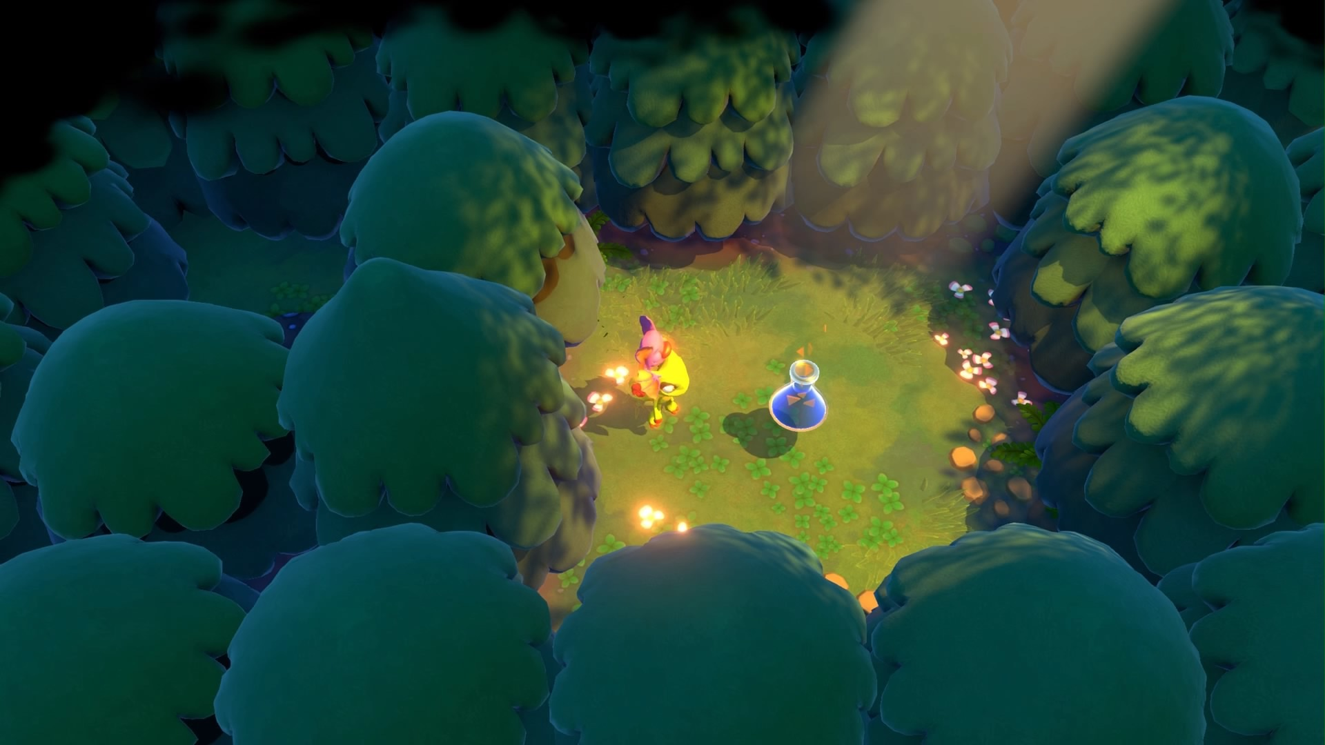 インポッシブル迷宮® 森林エリア-4