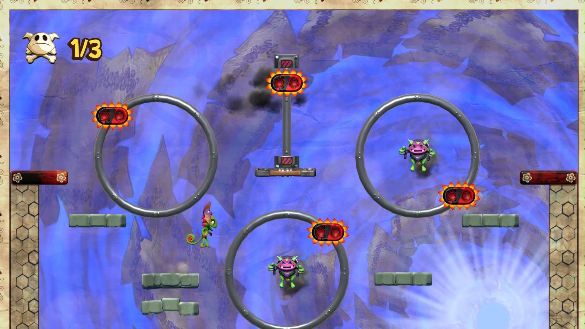 インポッシブル迷宮® 砂漠エリア-1