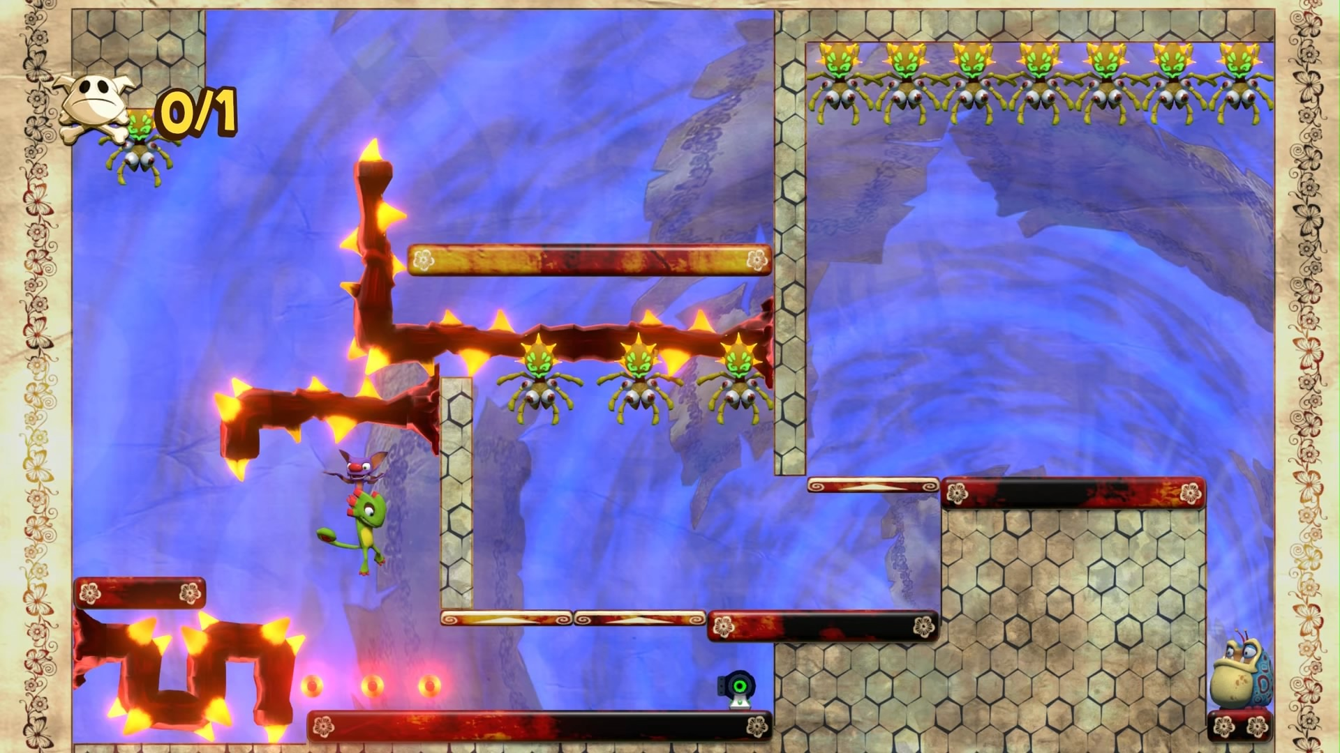 インポッシブル迷宮® 砂漠エリア-17