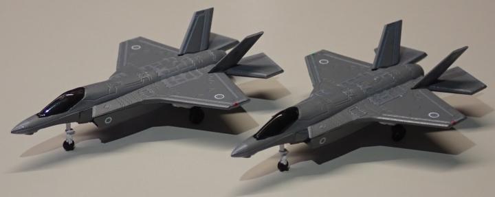 護衛艦いずもをつくる F-35B