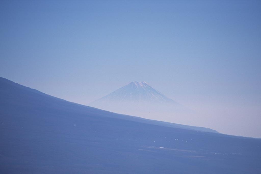 諏訪湖-富士山遠望-120061231