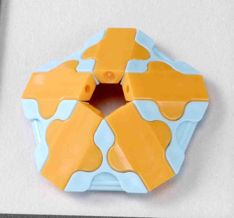 $ariana office info-五角錐型五角形