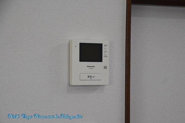 2階のインターフォン