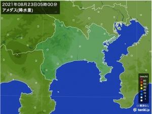 アメダス神奈川県
