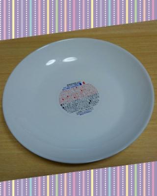 ヤマザキ春のパンまつり2021 皿