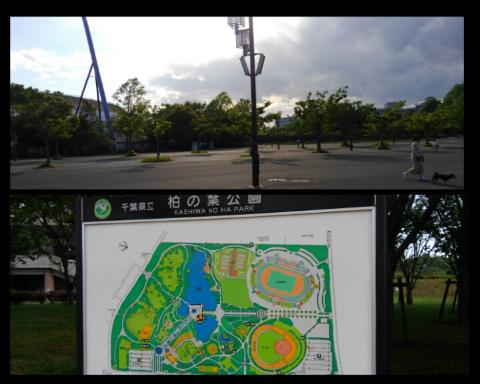 2021年5月3日 柏の葉公園2