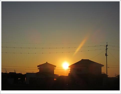 明日は天気!