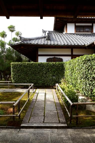 瑞峯院庭園・敷石