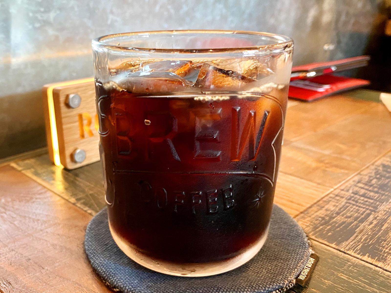 アイスコーヒー(ごはんセット)