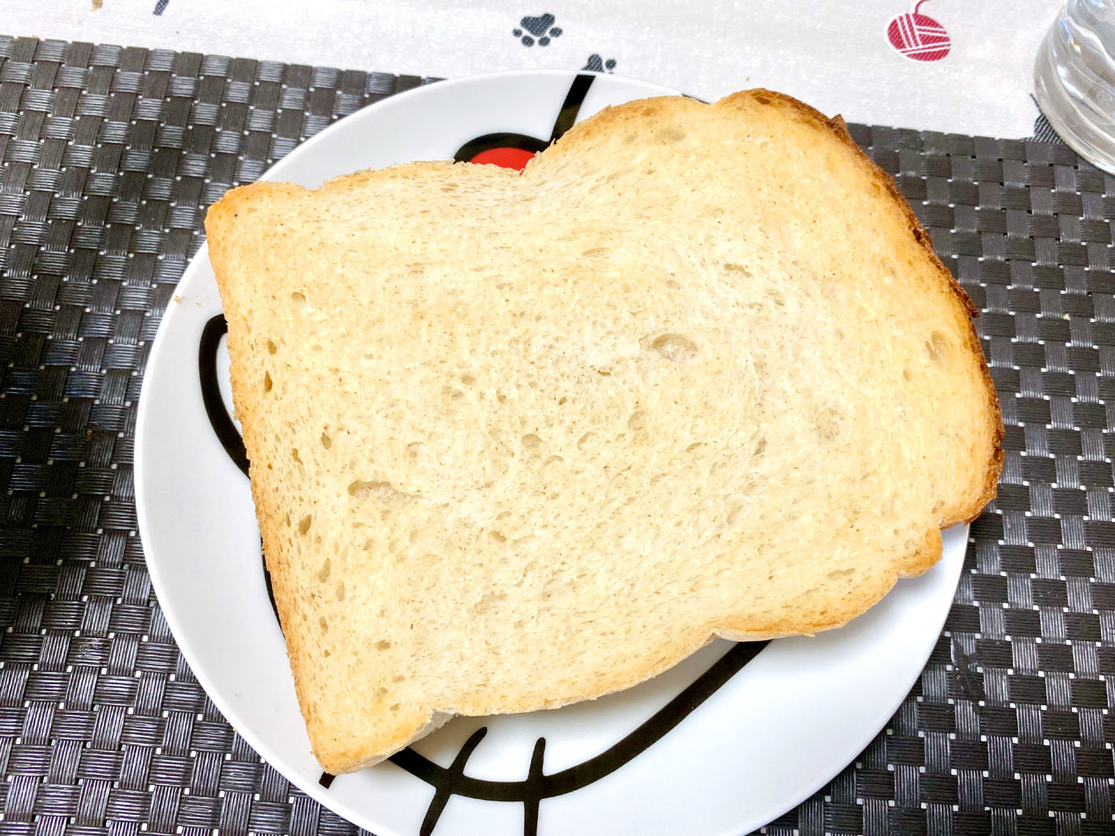 薪焼きパン 小麦堂の食パン切り分け済み