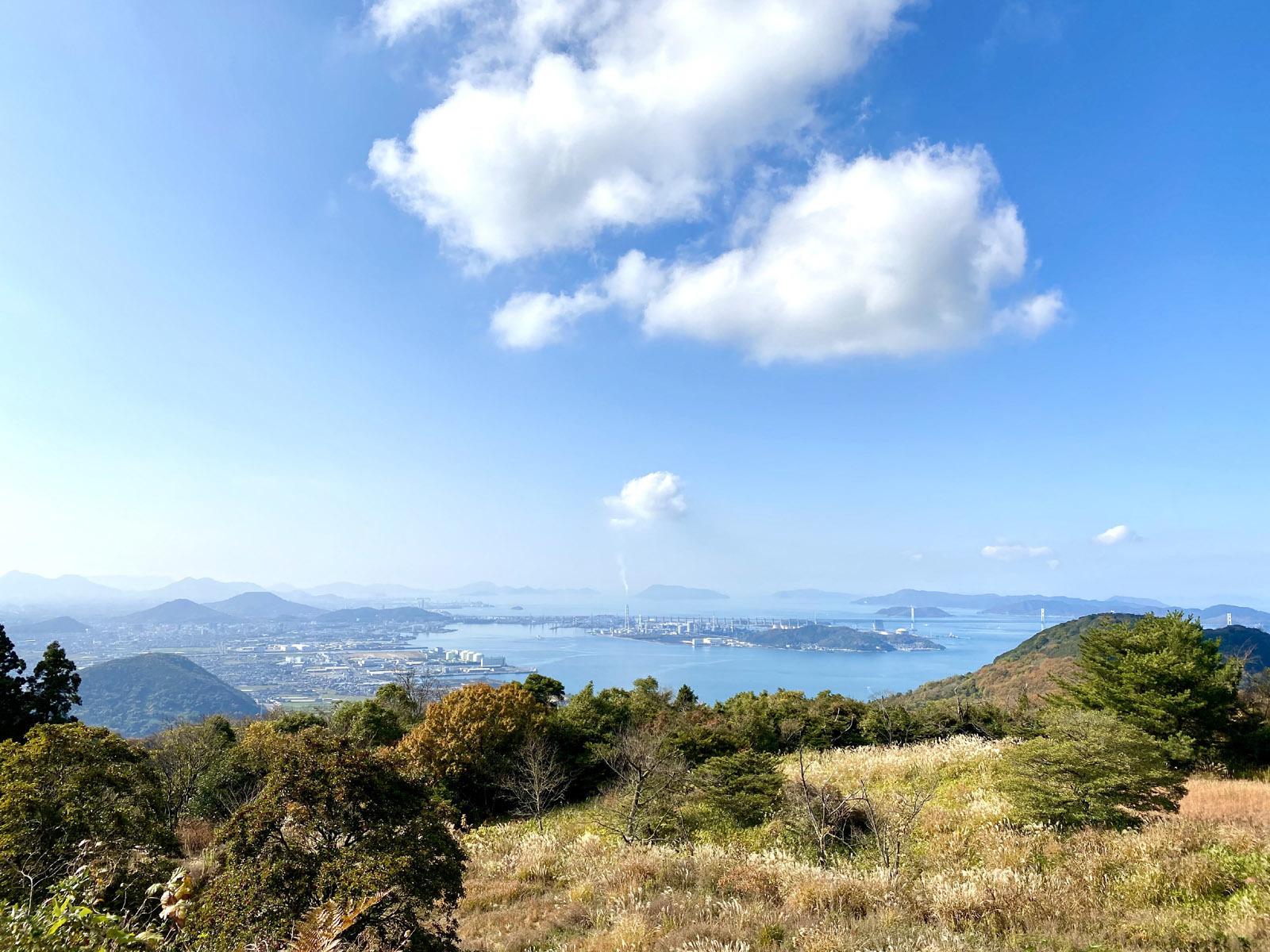 おはせと202012 休暇村からの眺望