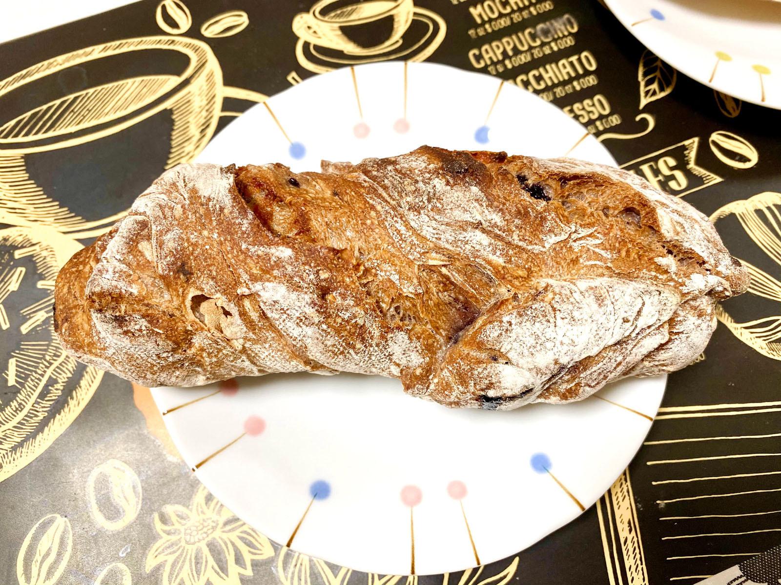 パン・ド・ロデヴ ブルーベリークリームチーズ 380円+税