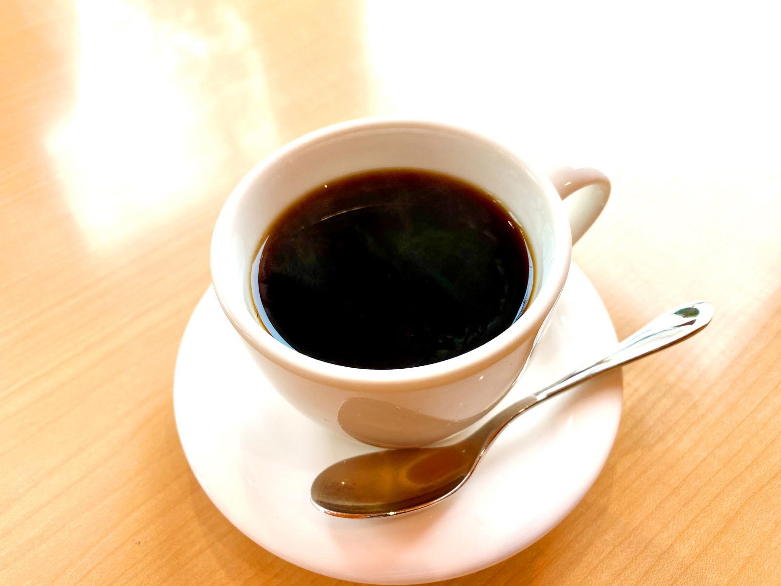 PonPon ホットコーヒー 450円+税