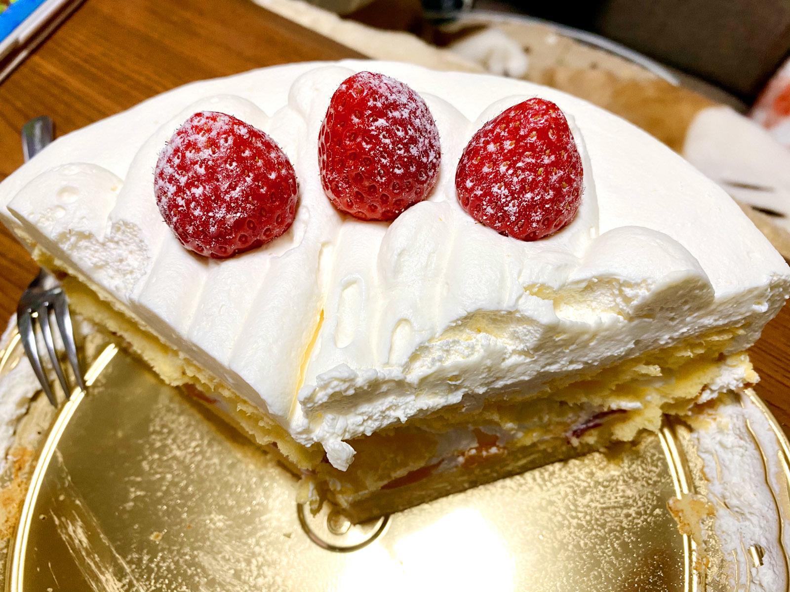 ラファミーユ クリスマスケーキ