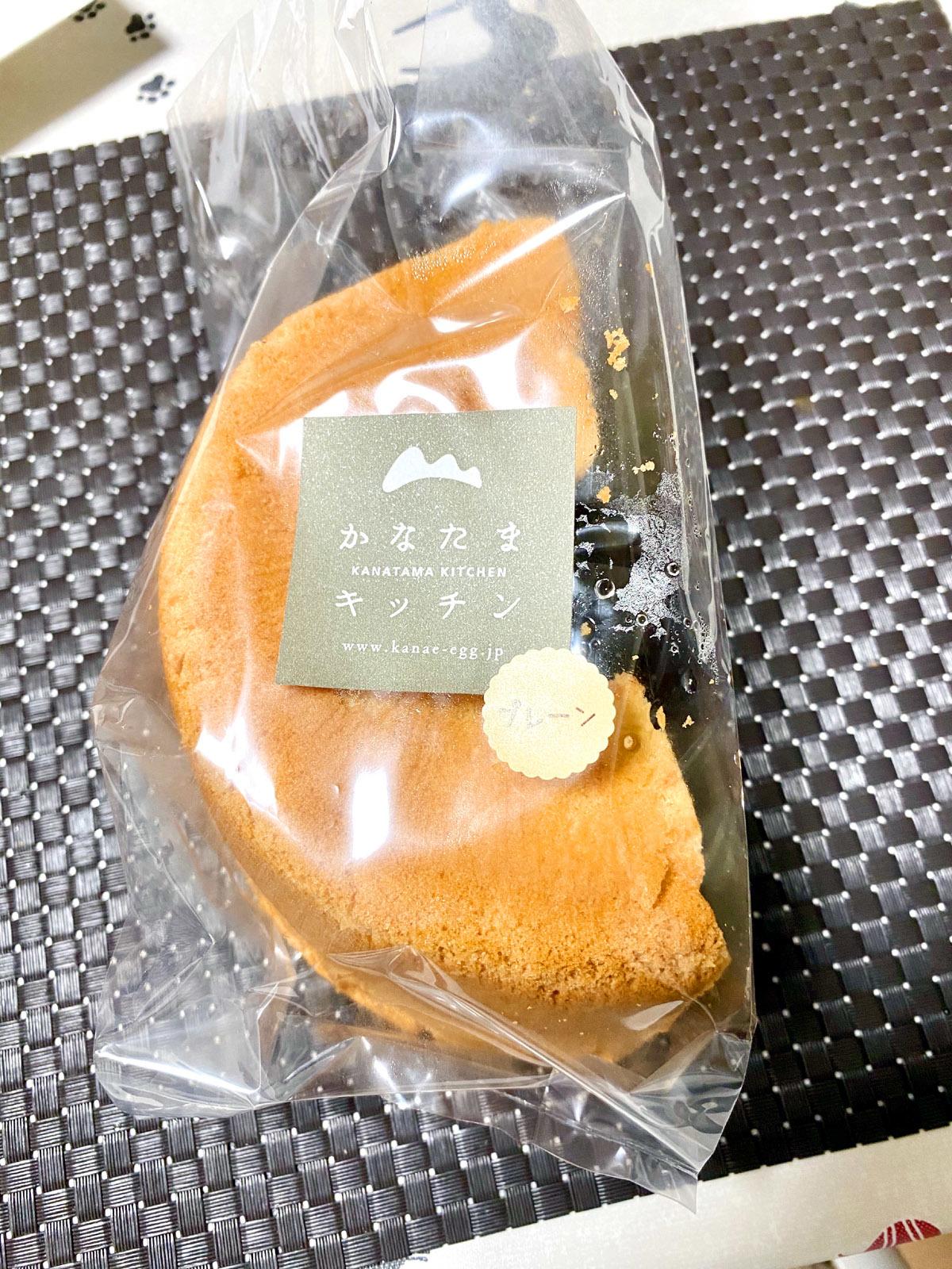 シフォンケーキ プレーン