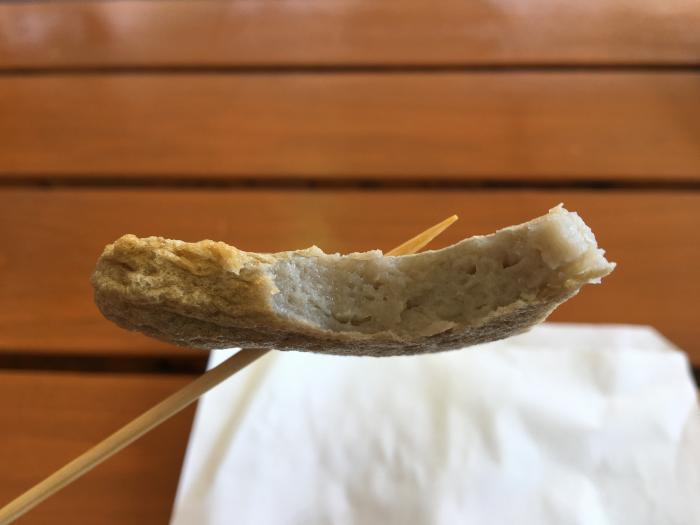 じゃこ天(茶熊商店)2