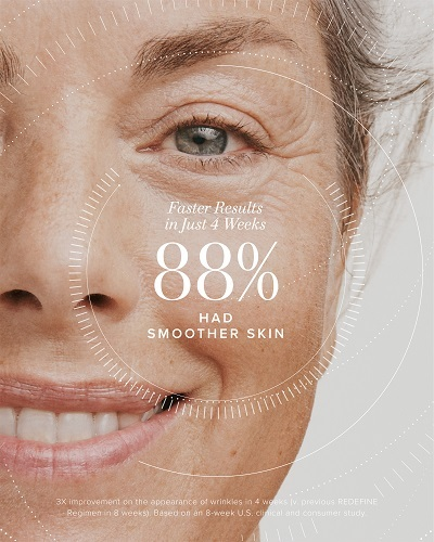 REDEFINE- 88 Had Smoother Skin