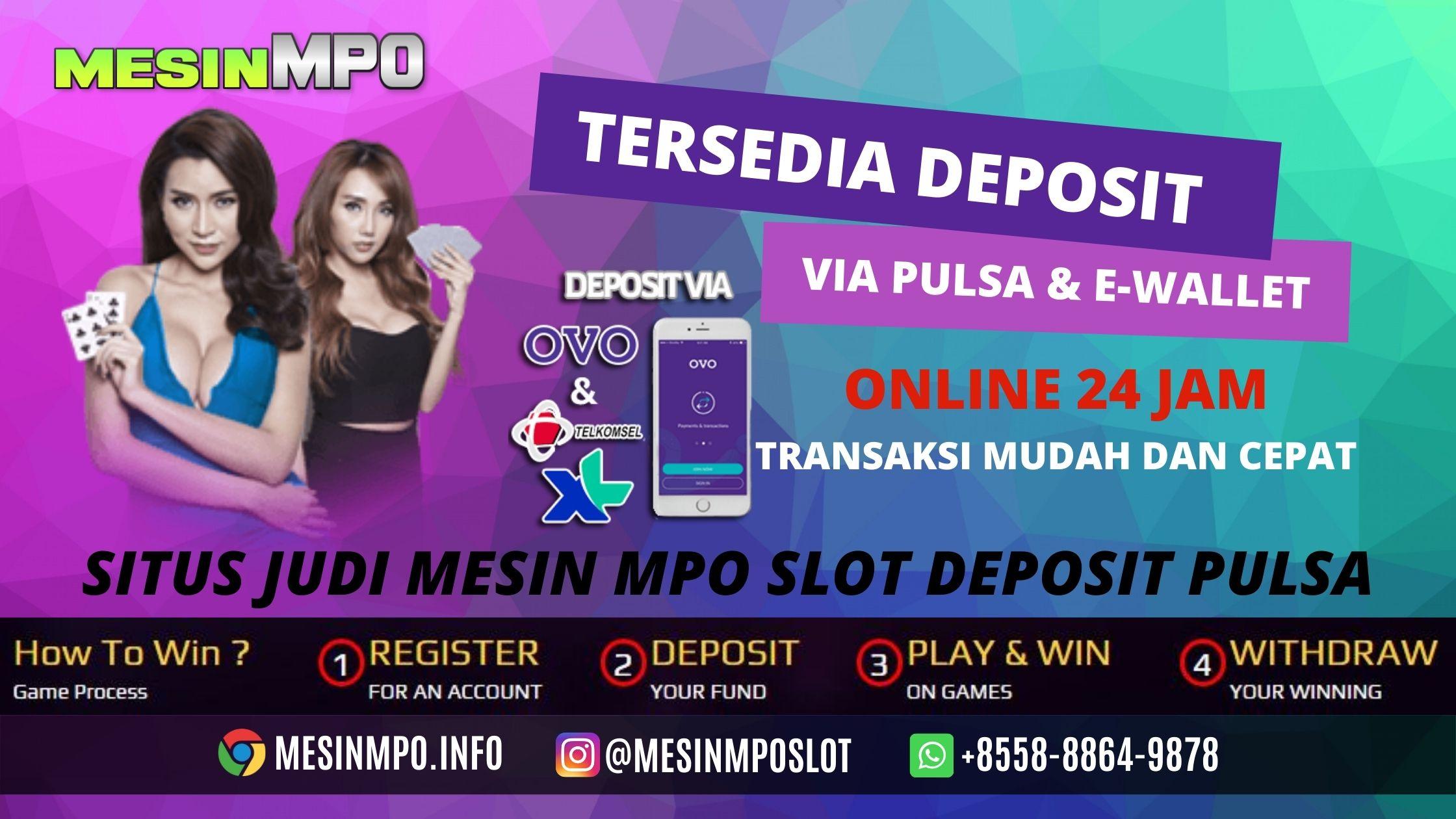 Situs Mpo Slot Terbaru Deposit Pulsa Online 24 Jam Daftar Judi Mesin Mpo Slot Pulsa Terbaru Dan Terpercaya