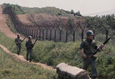 軍事境界線すら監視できないバ韓国軍