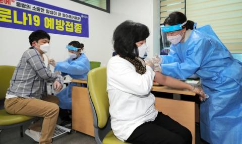 バ韓国のワクチンが在庫切れになるwww