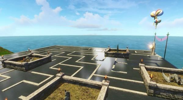 基本プレイ無料の自由系オンラインRPG、アーキエイジ、期間限定のオンライン遊園地「ヤタフェピランド」がオープンしたよ