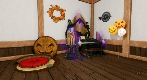 基本プレイ無料の自由系オンラインRPG、アーキエイジ、ハロウィン仕様の家具やハットが報酬の「ハロウィンフェスティバル2020」を開催したよ