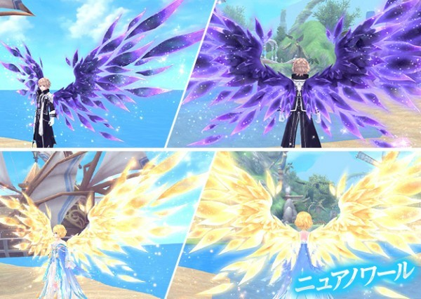 基本プレイ無料のアニメチックファンタジーオンラインゲーム、幻想神域、リリ族専用のアバター「リズミックリリカルアイドル」が新登場したよ