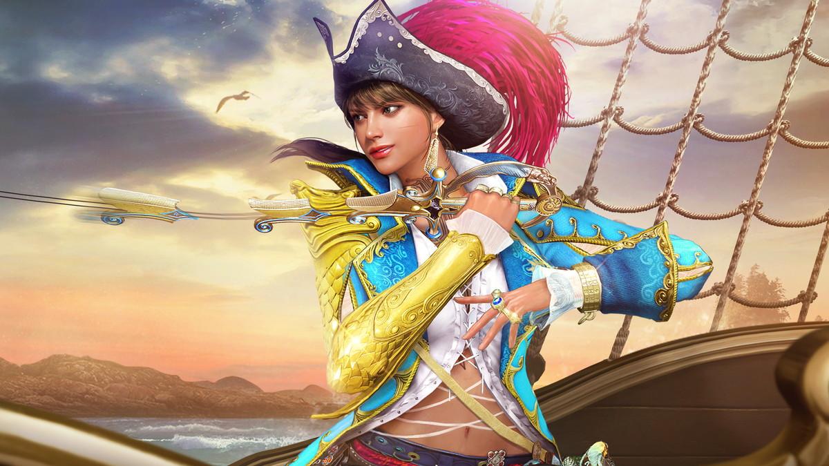 基本プレイ無料のノンターゲティングアクションMMORPG、黒い砂漠、人魚に姿を変えて攻撃できる新クラス「コルセア」を実装したよ