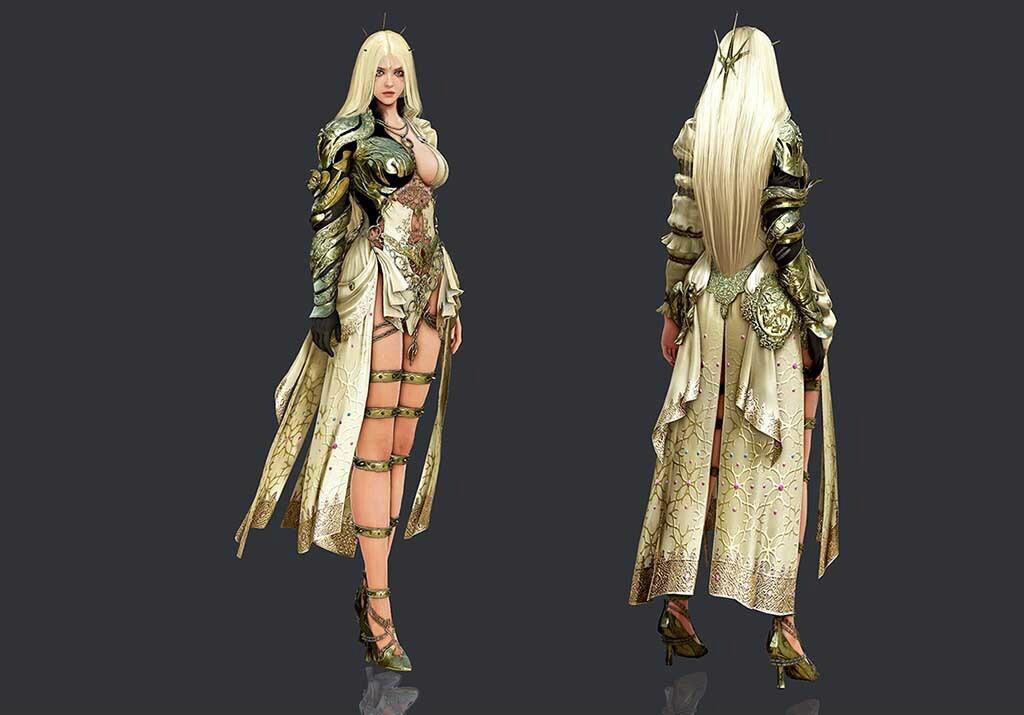 基本プレイ無料のノンタゲーティングアクションMMORPG、黒い砂漠、ノヴァの覚醒と伝承を実装したよ