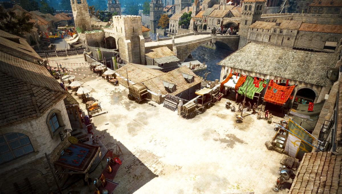 基本プレイ無料のノンタゲーティングアクションRPG、黒い砂漠、ブラックスター覚醒武器が登場したよ
