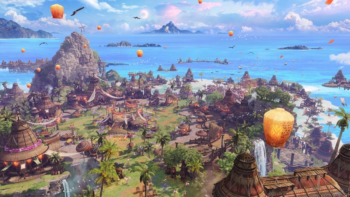 基本プレイ無料の全ての人に捧げるオンラインRPG、ロストアーク8月25日に、新大陸「パプニカ」と新クラス「スカウター」を実装するよ