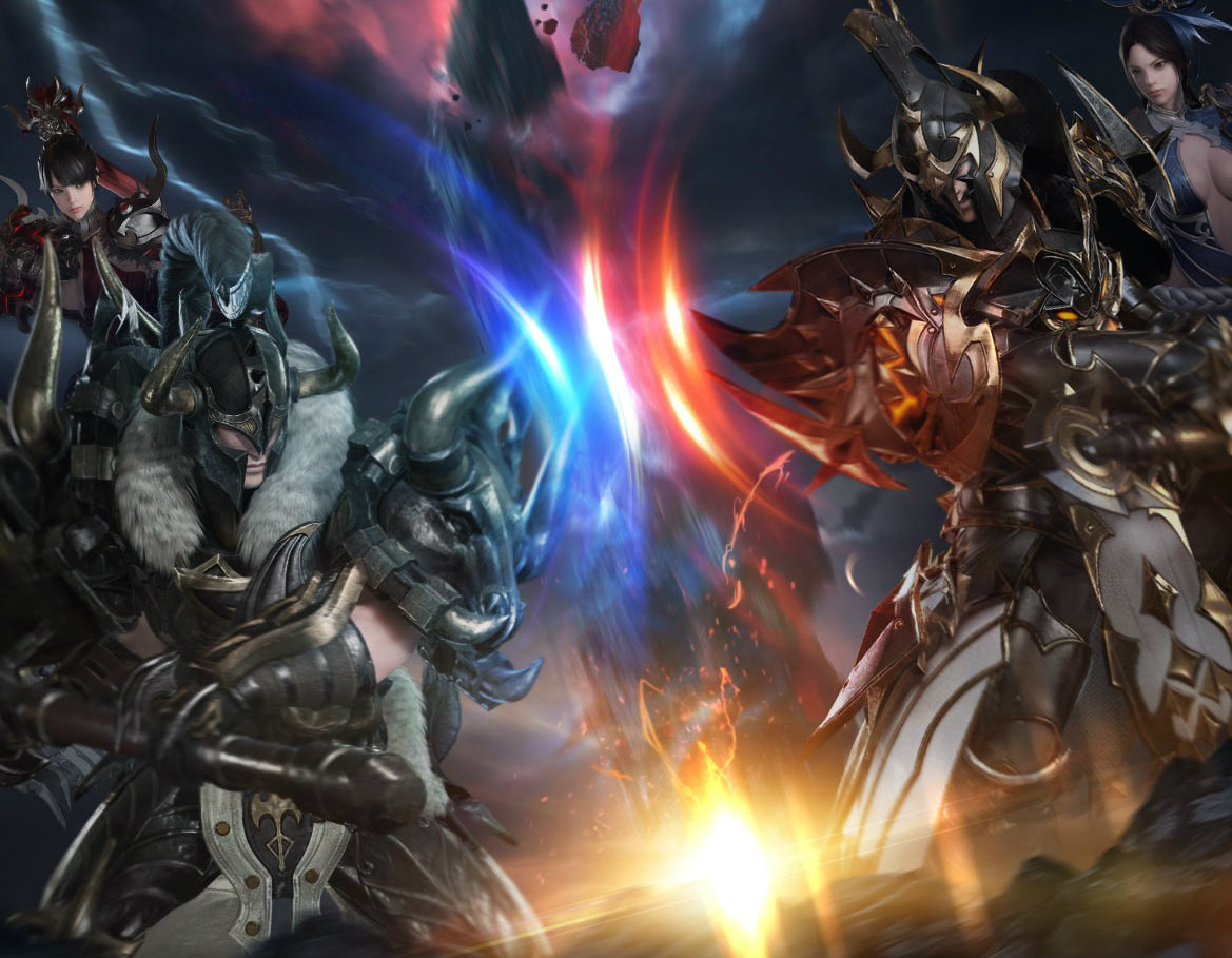 基本プレイ無料のすべての人に捧げるオンラインRPG、ロストアーク、11月25日に新キャラクター「ランスマスター」やシルマエル戦場の新要素「要塞戦」実装決定