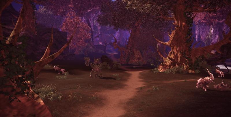 基本プレイ無料のファンタジーMMORPG、TERA(テラ)、8月18日に2年ぶりとなる新エリア「バルデラ特別地区」を解放するよ