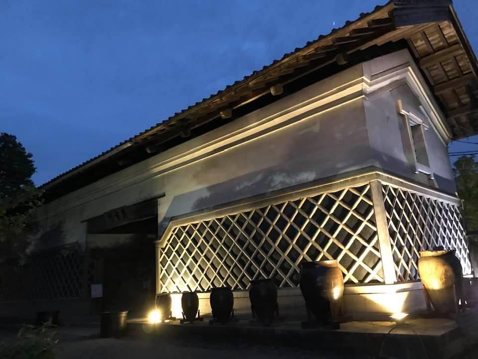 北方文化博物館の蔵