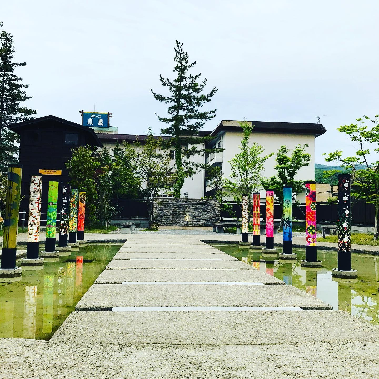 月岡温泉月の庭2