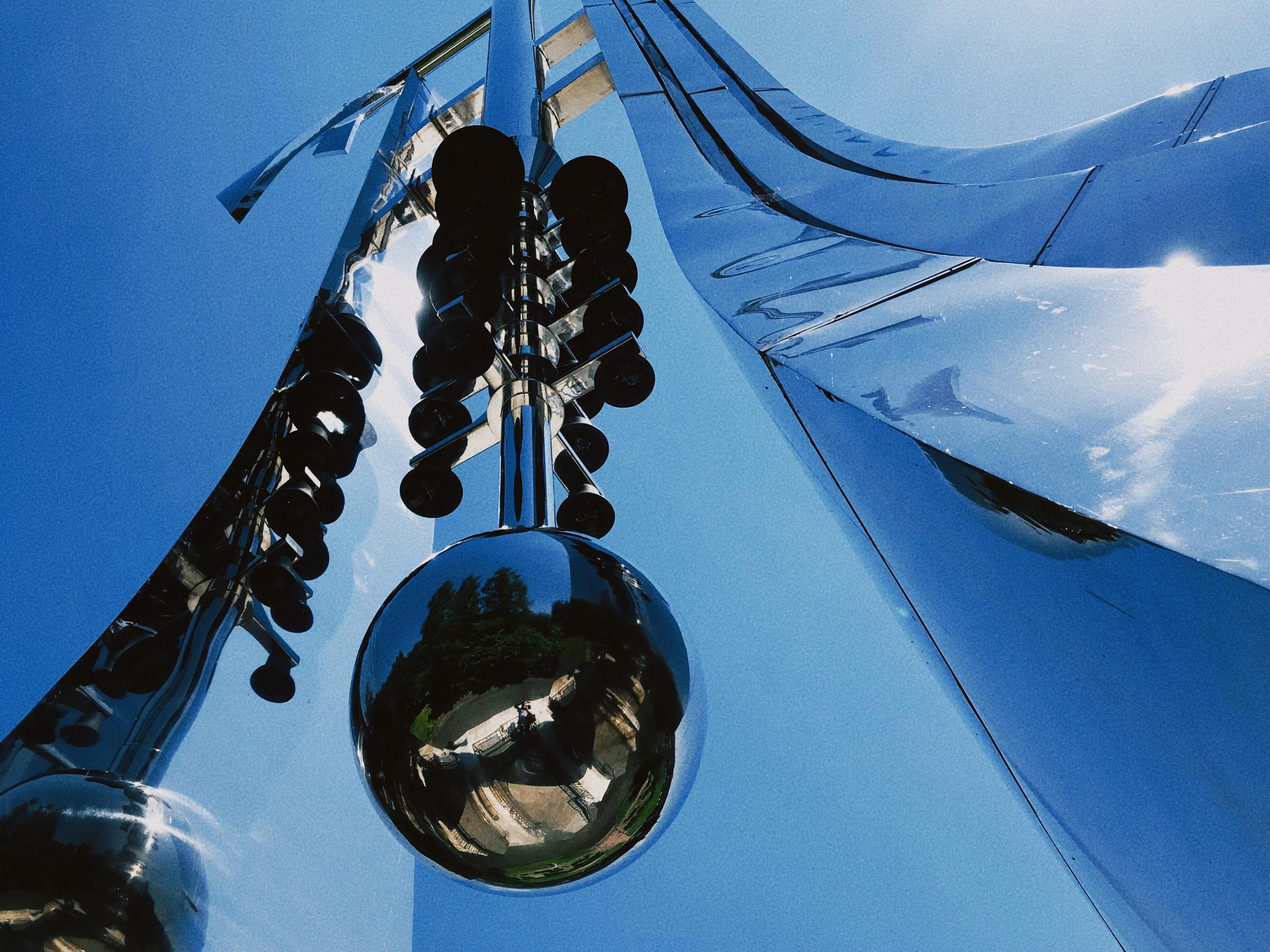 月岡カリオンパークの鐘アップ1