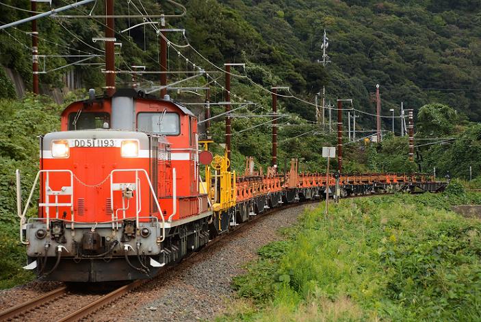DSC_5015-2 201011 工9589レ 新疋田~敦賀-1 (2)