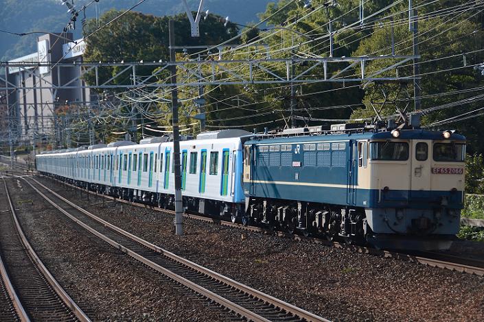 DSC_5271-1 201030 9866レ 島本~山崎