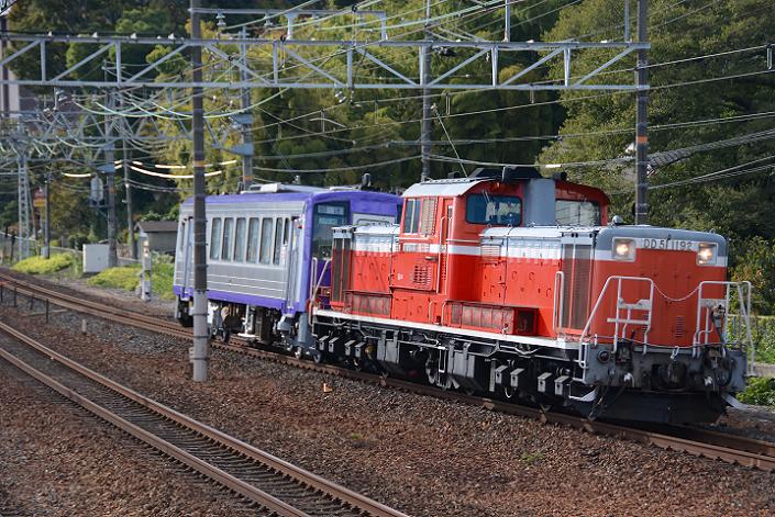 DSC_5261-2 201030 8732レ 島本~山崎
