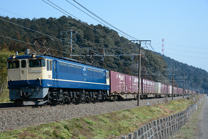 DSC_5988-2 210221 5087レ 関ヶ原~柏原