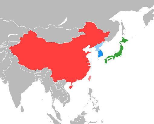 中国 中華思想