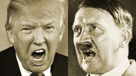トランプ ヒトラー CNN ゴドウィンの法則