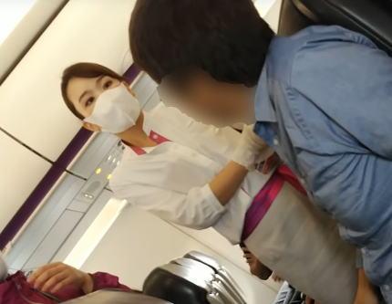ピーチ航空 マスク 幼児 JunyaOkuno 発達障害