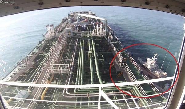 イラン 韓国 タンカー 拿捕