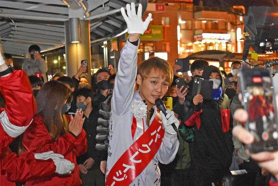 スーパークレイジー君 市議選 埼玉 戸田市 選挙管理委員会 公職選挙法