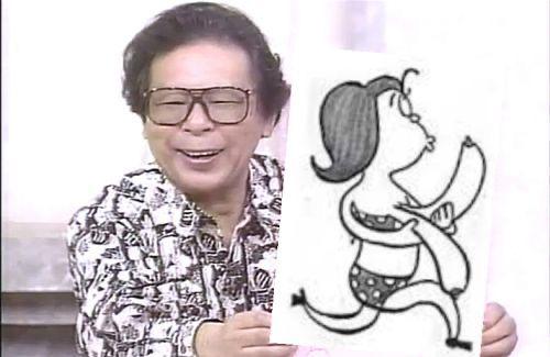 富永一朗 漫画家 訃報 鈴木義司 お笑いマンガ道場