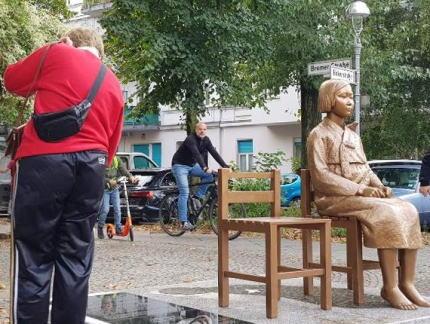 ドイツ 慰安婦像 正義連 正義記憶連帯 プロ被害者 国連特別報告者
